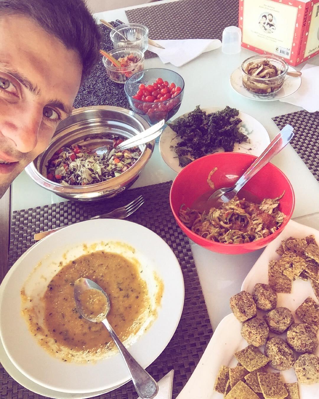 Novak's Diet