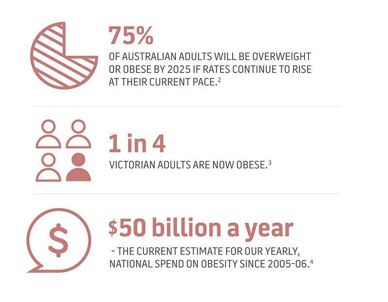 Obesity Stats Victoria