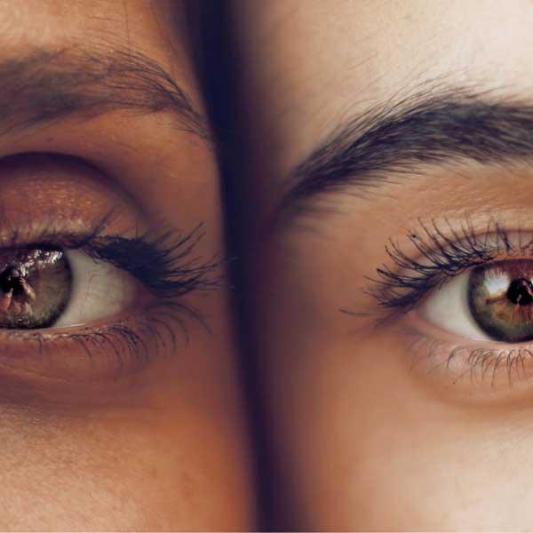非手术式眼睑提拉